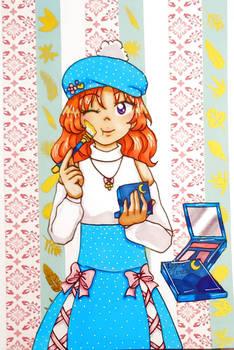 MRA (Zephyr) - Akiko's Advertisement
