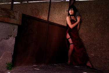 Ada Wong_RE4 by Lilitherz
