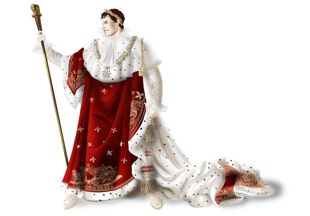 Napoleon Bonaparte by Ayhe