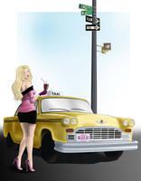 Vou de Taxi by Ayhe