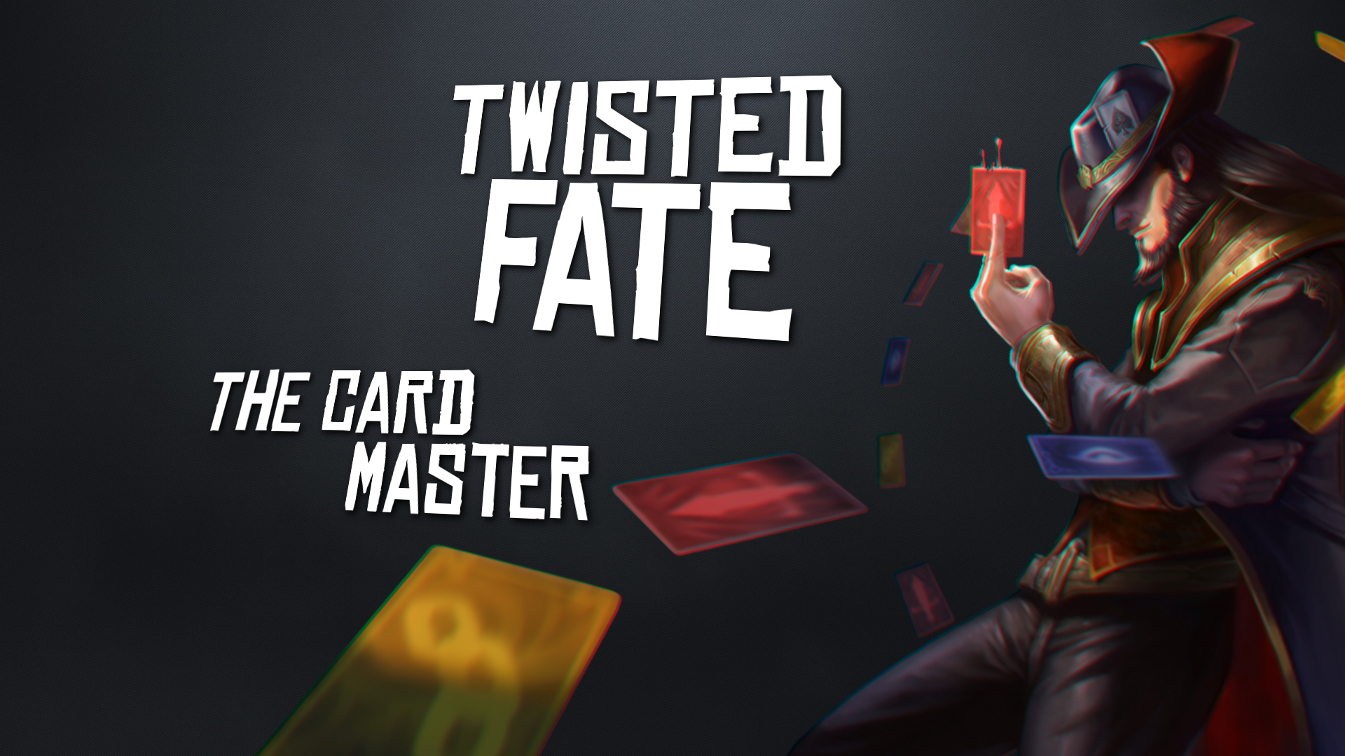 League Of Legends Wallpaper Twisted Fate 1 By Carryclown On