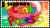 Candy Princesses Stamp by Llama-lady