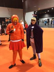 Kenny and Mysterion