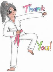 Yoko Geri - Thank you!