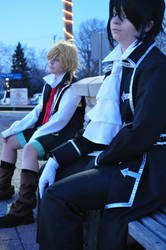 Pandora Hearts-Same by PockyTheif