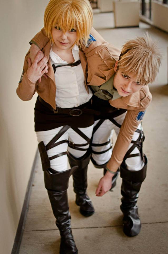 AOT- JEAN WE NEED TO MOVE by PockyTheif
