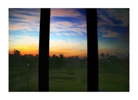 From My Window by latebraking