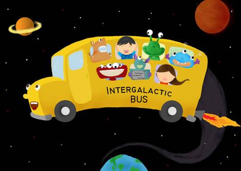 Intergalactic Bus