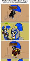 WoW- Forsaken and Death Knight