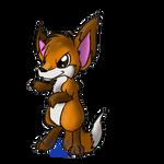 Martial arts Fox