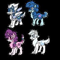 Ponywolves 10 by Usagi-Zakura