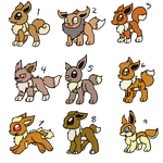 Hybrid Eevees
