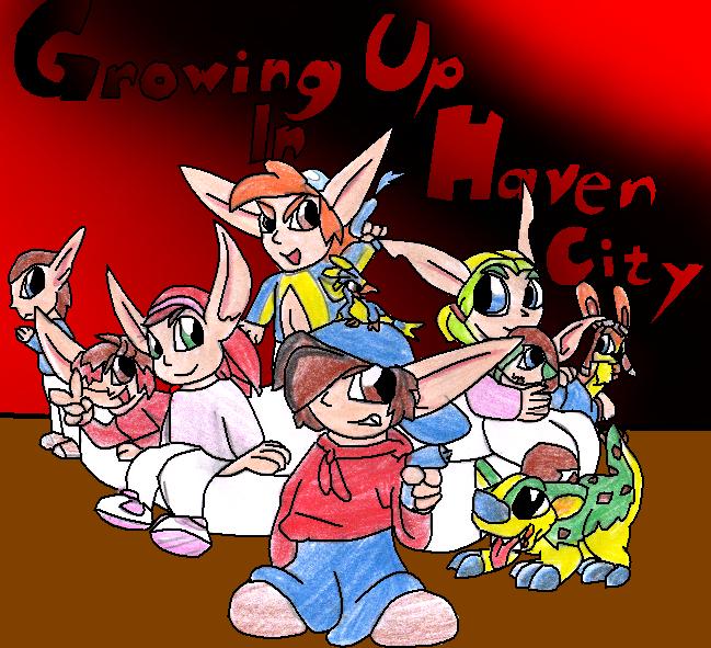 Growing Up Coveart By Usagi-Zakura On DeviantArt