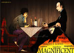 Harry Potter and Mycroft Holmes