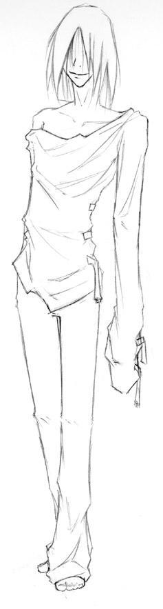 Straight Jacket...sketch By J-V On DeviantArt