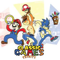 Classic Games Trinity
