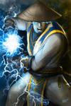 Raiden - God of thunder
