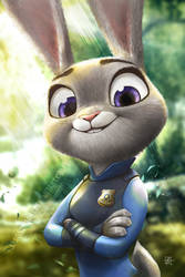 Judy Hopps by SimArtWorks