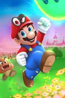 Mario by SimArtWorks