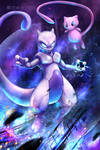 Mewtwo psychic attack