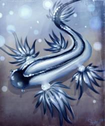 The sea dragon by Sabusha-Sabs