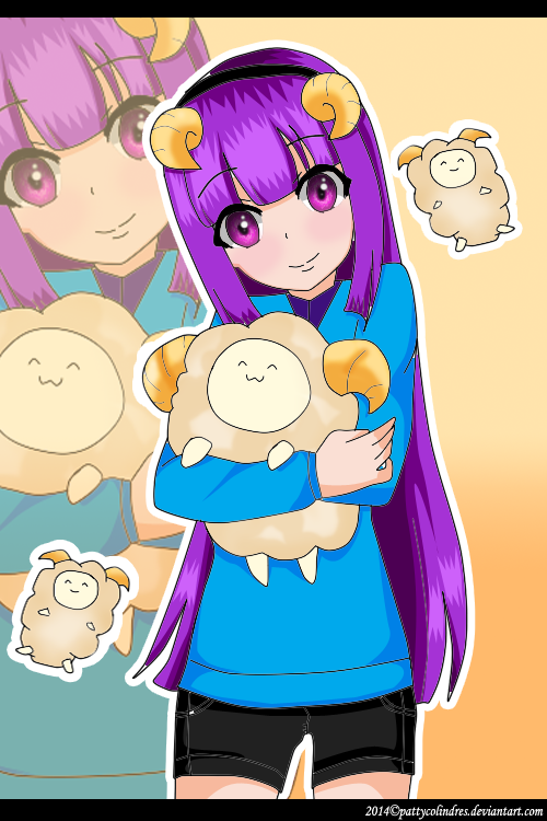 Sheeps ^w^ by pattycolindres