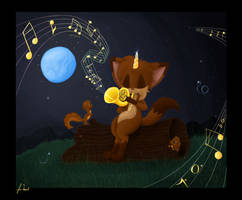 Lost in Music -- for Kazzi