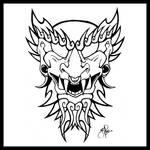 Tattoo Mask