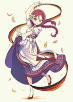 Sakurauchi Riko by paxiti