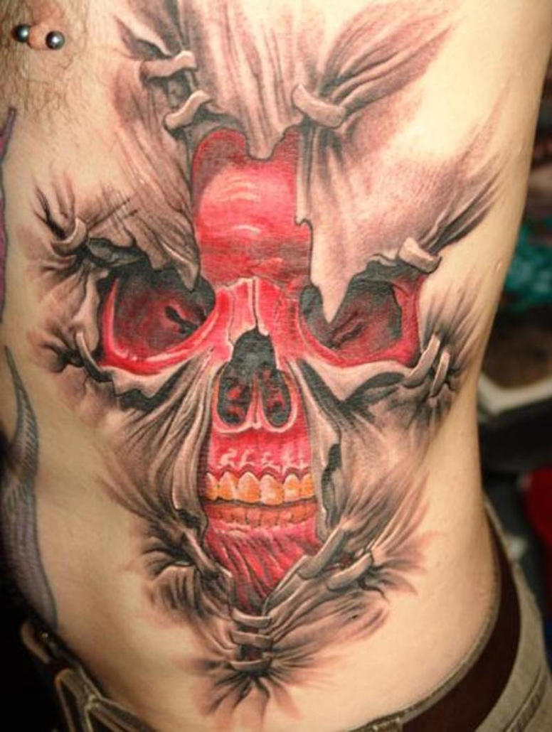 The Exciting Harley Davidson Tattoos Designs Pics
