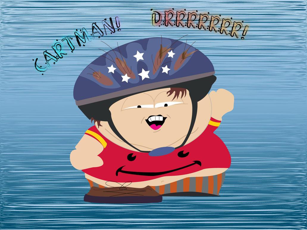 Big Boy Cartman_Special_Olympics_by_mrmoparman