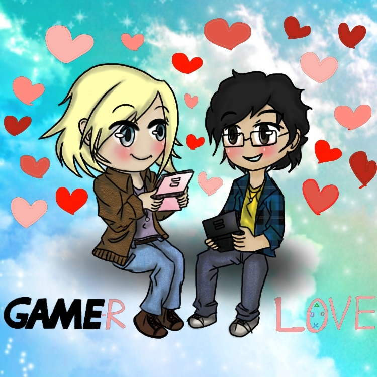 Game-r Love by TheSilentArtist2225