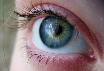 Eye Stock by SilaynneStock