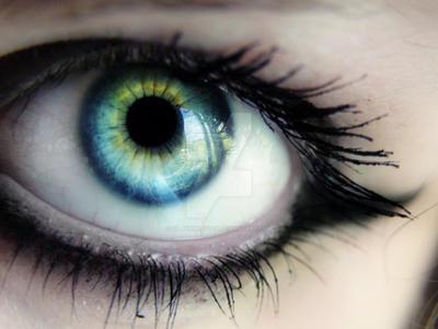 Eye Stock V by SilaynneStock