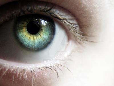 Eye Stock VI by SilaynneStock