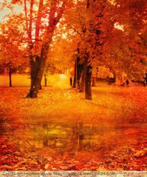 Sweet Autumn Stock II by SilaynneStock