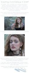 Creating Vivid Makeup:Tutorial by SilaynneStock