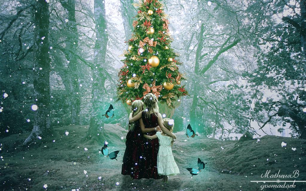 Christmas by gosmadark