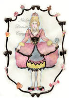 Frau Petronela Schwarzkopf by Nadia-Domingos