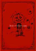 The Pumpkin Boy by Nadia-Domingos