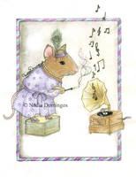 Mrs. foxtrot by Nadia-Domingos