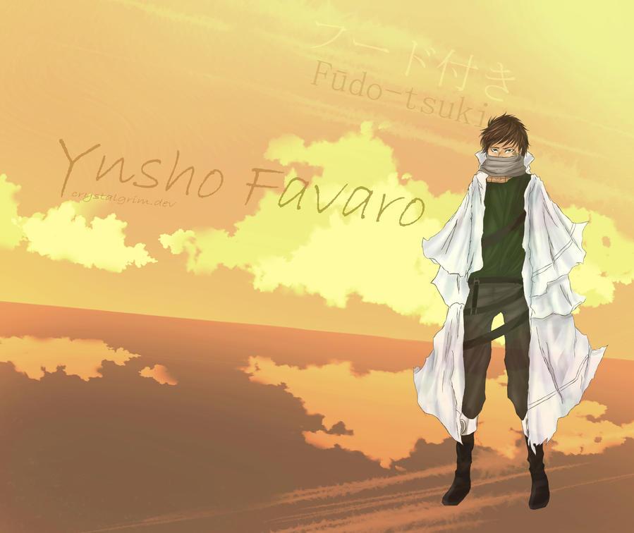 Ynsho Favaro- Profile by CrystalGrim