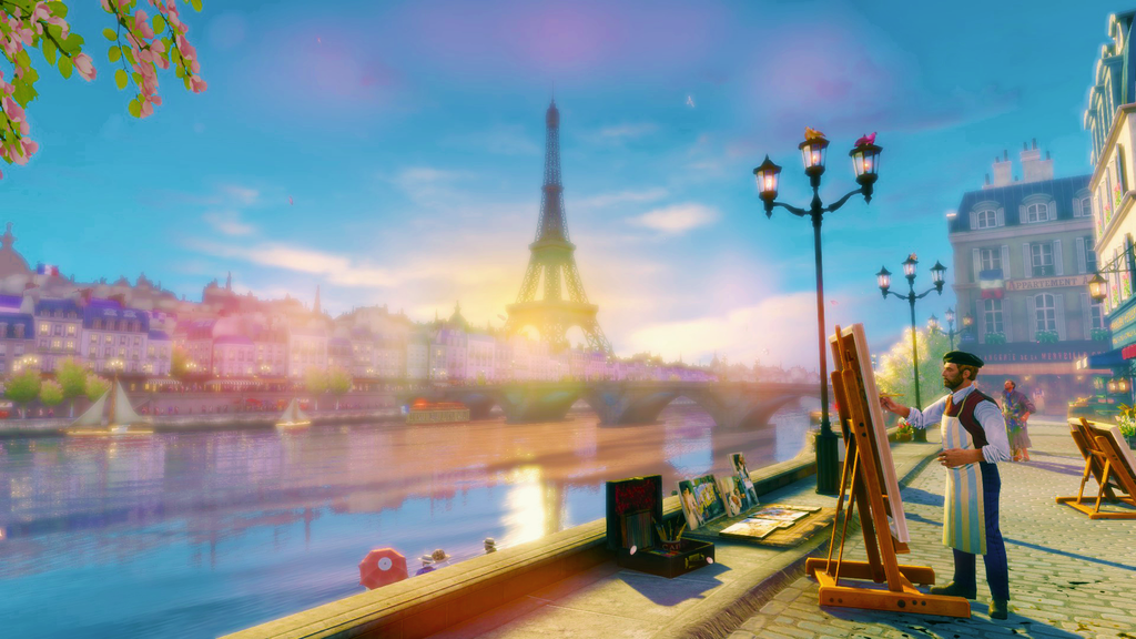 Bioshock Wallpaper Paris By MatKapo100