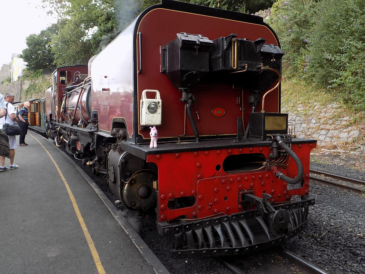Pinkie's Travels: The Welsh Highland Railway