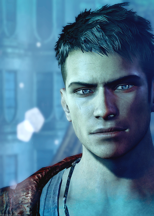 On top of that, the DmC Dante is an ugly Son of a bitch. Just compare ...