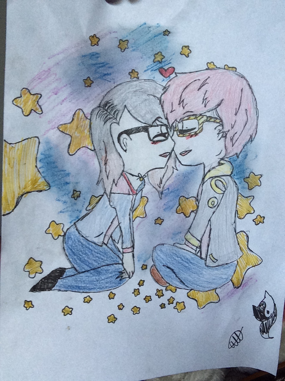 707 and Me by StarZCandy03