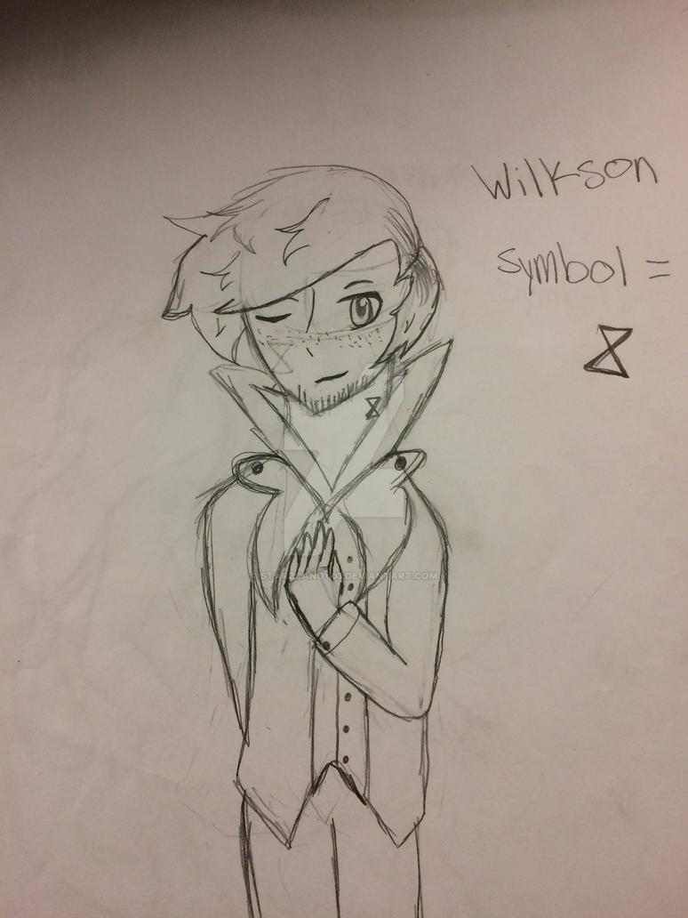 (unfinished) Wilkson  OBM by StarZCandy03