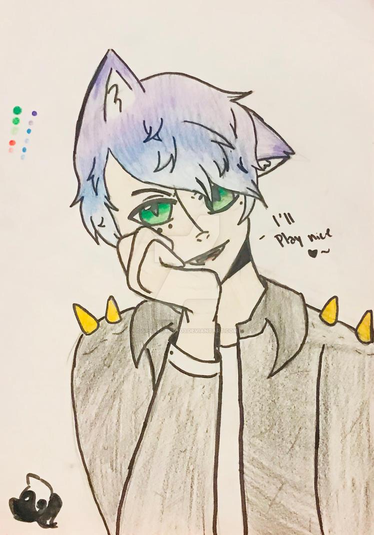 I'll play nice~ by StarZCandy03