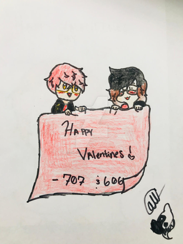 Happy Valentines Day! EVERYONE by StarZCandy03