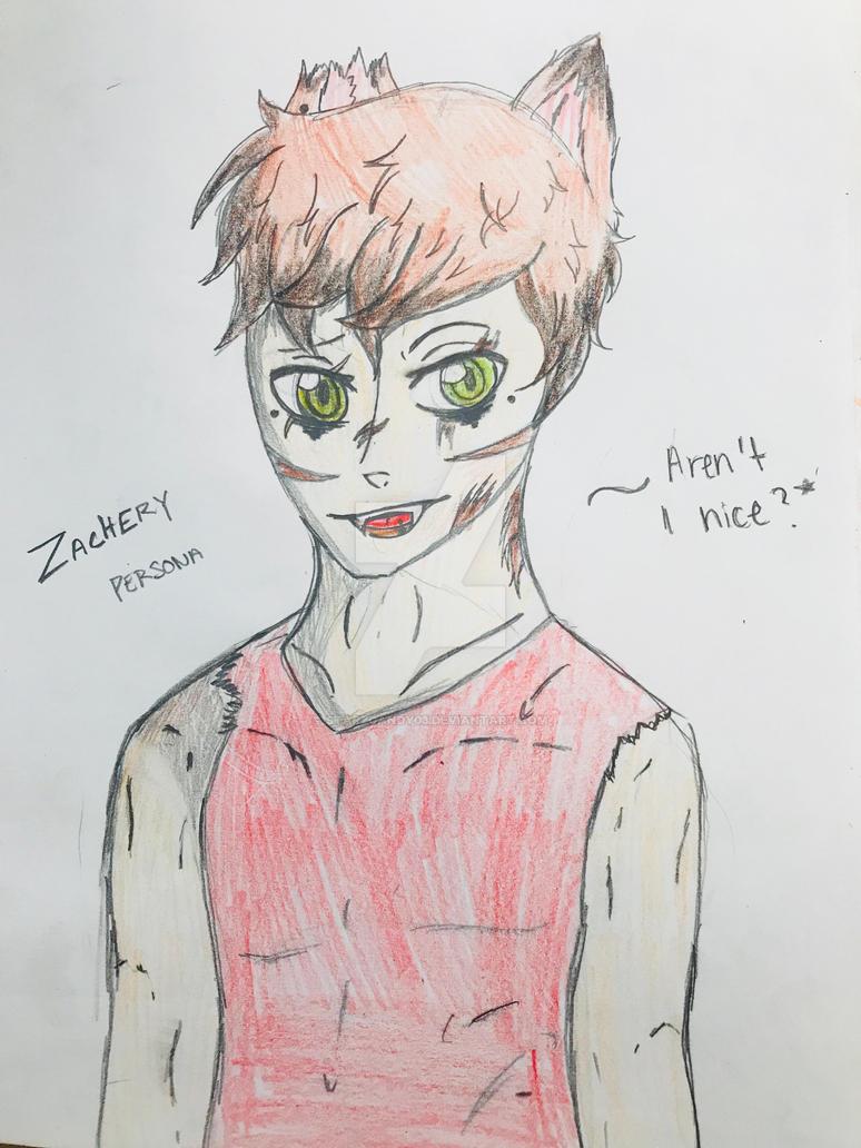 Zach/Zachery Katz (Shiomi's son) by StarZCandy03